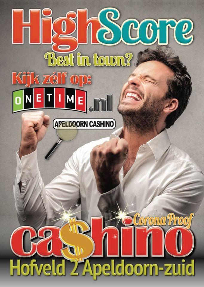 Cashino Casino Nominatie van het jaar winnaar